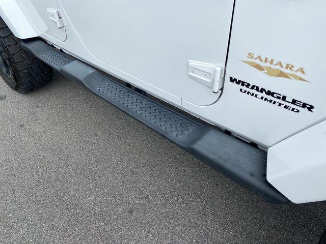 2014 Jeep Wrangler Unlimited Sahara Madison, NC 12