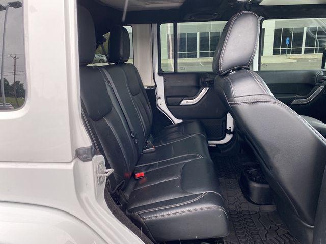 2014 Jeep Wrangler Unlimited Sahara Madison, NC 14