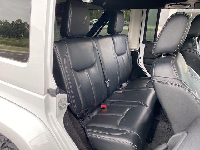 2014 Jeep Wrangler Unlimited Sahara Madison, NC 16