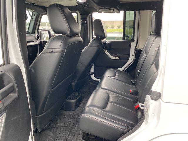 2014 Jeep Wrangler Unlimited Sahara Madison, NC 19