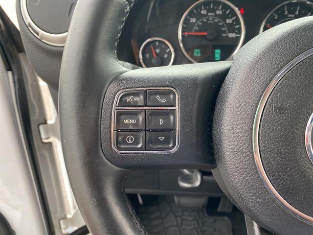 2014 Jeep Wrangler Unlimited Sahara Madison, NC 24
