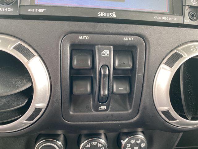 2014 Jeep Wrangler Unlimited Sahara Madison, NC 27