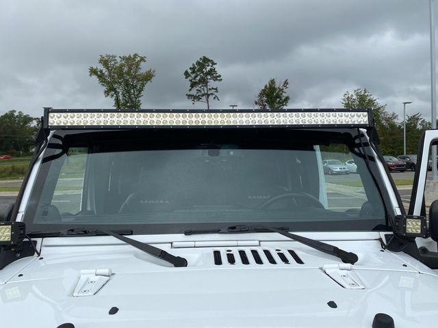 2014 Jeep Wrangler Unlimited Sahara Madison, NC 33