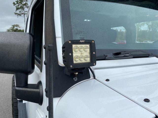 2014 Jeep Wrangler Unlimited Sahara Madison, NC 34