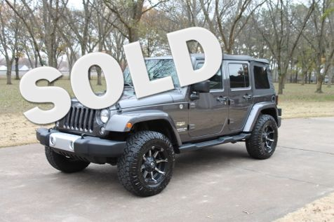 2014 Jeep Wrangler Unlimited Sahara 4x4 in Marion, Arkansas