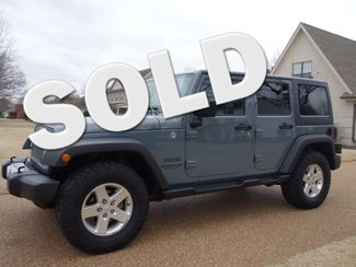2014 Jeep Wrangler Unlimited Sport 4x4 in Marion, AR 72364