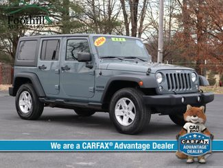 2014 Jeep Wrangler Unlimited in Maryville, TN