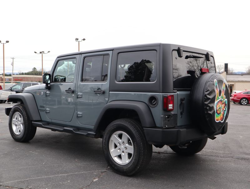 2014 Jeep Wrangler Unlimited Sport  in Maryville, TN