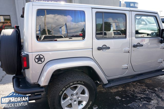 2014 Jeep Wrangler Unlimited Freedom Edition in Memphis, Tennessee 38115