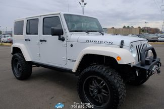 2014 Jeep Wrangler Unlimited Rubicon in Memphis Tennessee, 38115