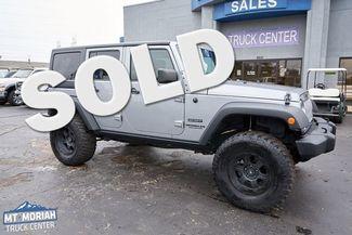 2014 Jeep Wrangler Unlimited Sport   Memphis, TN   Mt Moriah Truck Center in Memphis TN