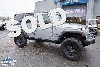 2014 Jeep Wrangler Unlimited Sport | Memphis, TN | Mt Moriah Truck Center in Memphis TN