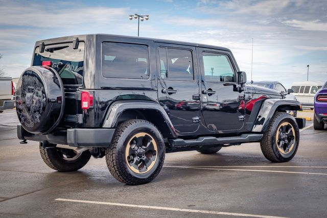 2014 Jeep Wrangler Unlimited Dragon Edition in Memphis, Tennessee 38115