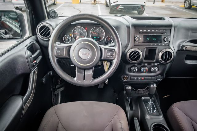 2014 Jeep Wrangler Unlimited Sport in Memphis, TN 38115