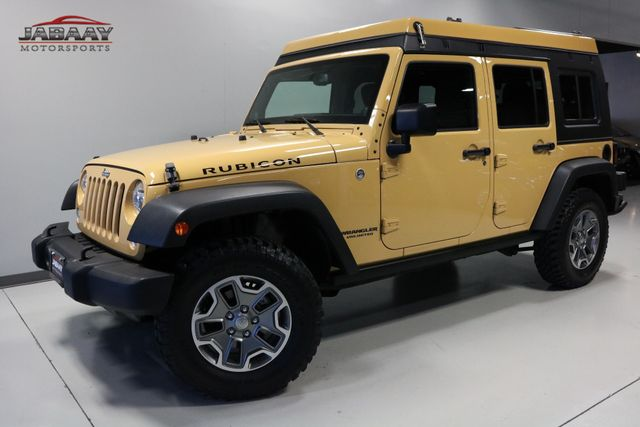 2014 Jeep Wrangler Unlimited Rubicon Merrillville, Indiana 0