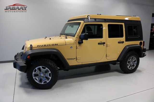 2014 Jeep Wrangler Unlimited Rubicon Merrillville, Indiana 39