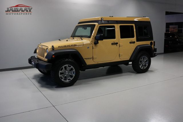 2014 Jeep Wrangler Unlimited Rubicon Merrillville, Indiana 45