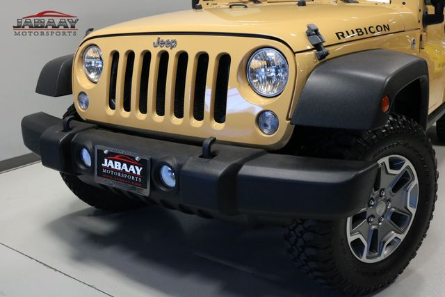 2014 Jeep Wrangler Unlimited Rubicon Merrillville, Indiana 40
