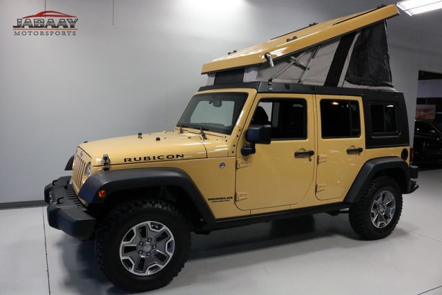 2014 Jeep Wrangler Unlimited Rubicon Merrillville, Indiana 30