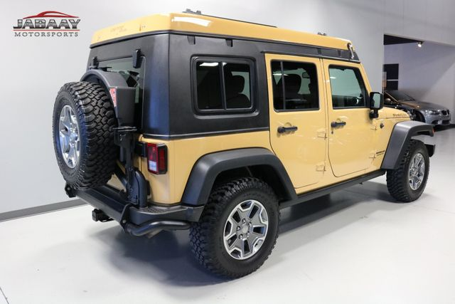 2014 Jeep Wrangler Unlimited Rubicon Merrillville, Indiana 4