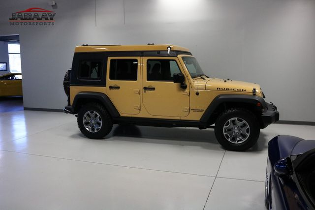 2014 Jeep Wrangler Unlimited Rubicon Merrillville, Indiana 54
