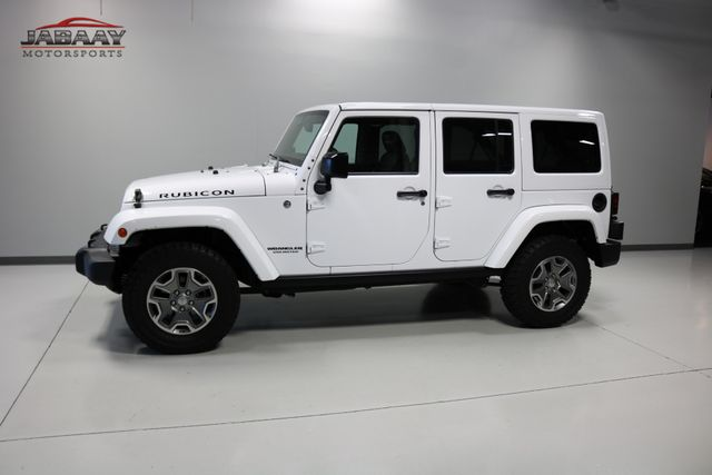 2014 Jeep Wrangler Unlimited Rubicon Merrillville, Indiana 34