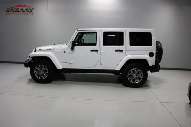 2014 Jeep Wrangler Unlimited Rubicon Merrillville, Indiana 35