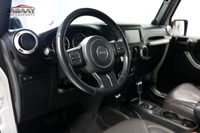 2014 Jeep Wrangler Unlimited Rubicon Merrillville, Indiana 9