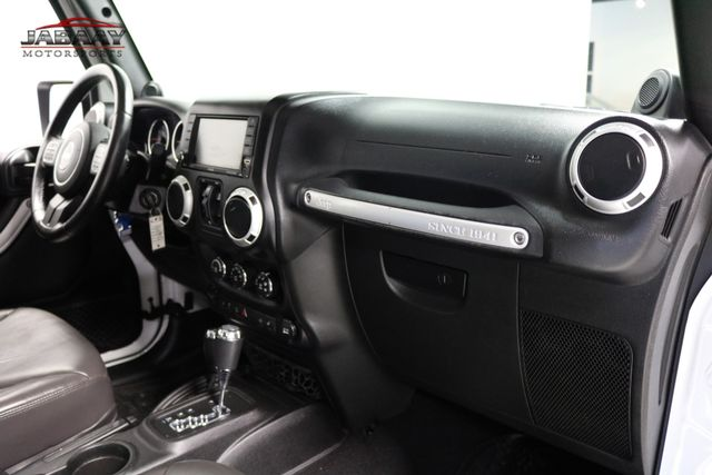 2014 Jeep Wrangler Unlimited Rubicon Merrillville, Indiana 16