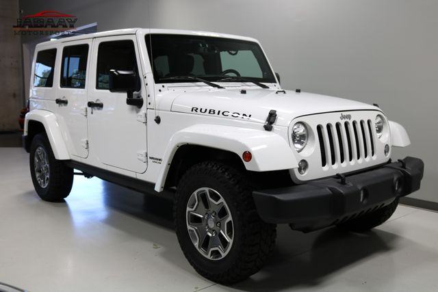 2014 Jeep Wrangler Unlimited Rubicon Merrillville, Indiana 6