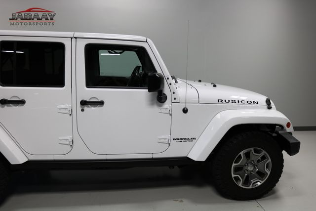 2014 Jeep Wrangler Unlimited Rubicon Merrillville, Indiana 38