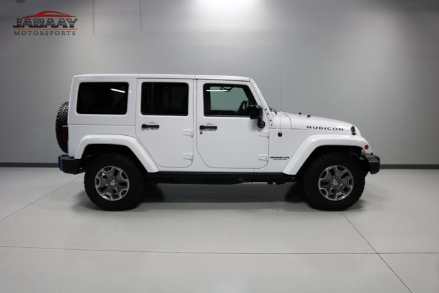 2014 Jeep Wrangler Unlimited Rubicon Merrillville, Indiana 41