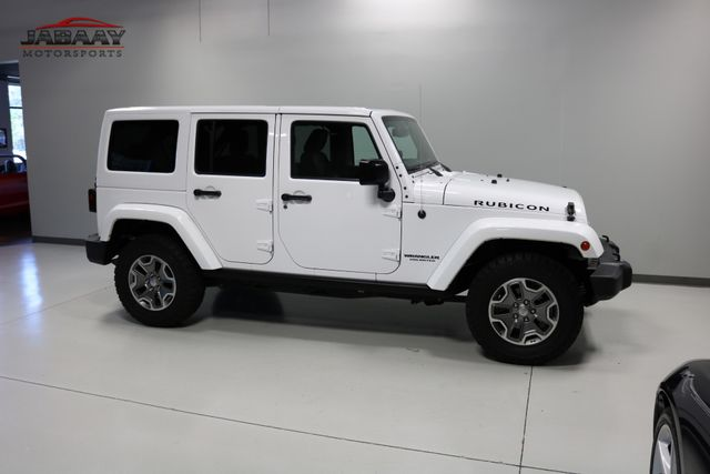 2014 Jeep Wrangler Unlimited Rubicon Merrillville, Indiana 42