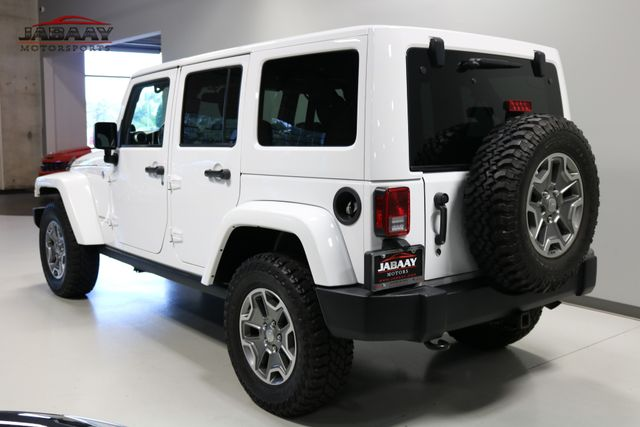 2014 Jeep Wrangler Unlimited Rubicon Merrillville, Indiana 2