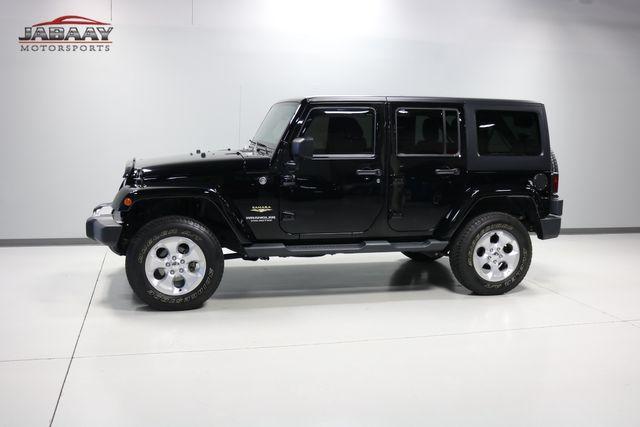 2014 Jeep Wrangler Unlimited Sahara Merrillville, Indiana 34