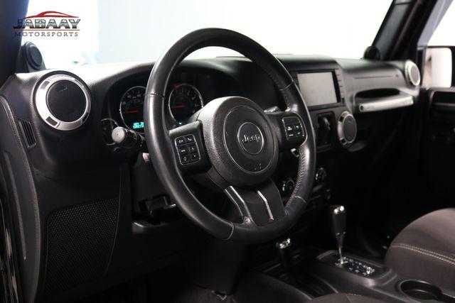 2014 Jeep Wrangler Unlimited Sahara Merrillville, Indiana 9