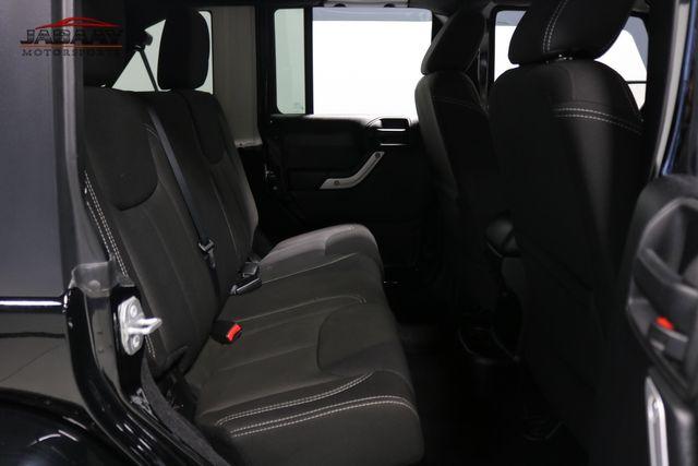 2014 Jeep Wrangler Unlimited Sahara Merrillville, Indiana 13