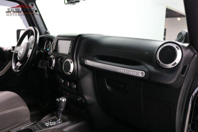 2014 Jeep Wrangler Unlimited Sahara Merrillville, Indiana 16