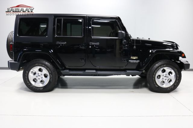 2014 Jeep Wrangler Unlimited Sahara Merrillville, Indiana 5