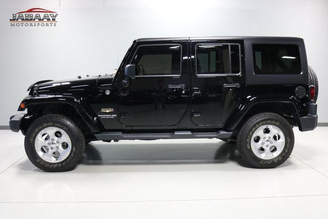2014 Jeep Wrangler Unlimited Sahara Merrillville, Indiana 1