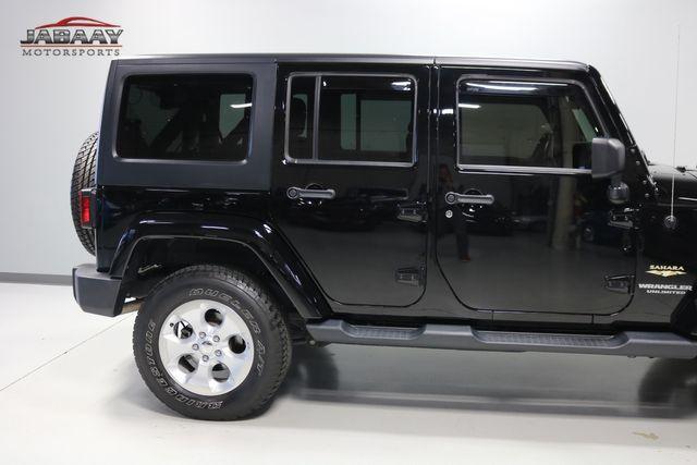 2014 Jeep Wrangler Unlimited Sahara Merrillville, Indiana 37