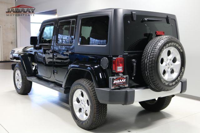 2014 Jeep Wrangler Unlimited Sahara Merrillville, Indiana 2