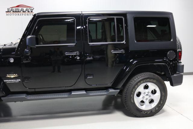 2014 Jeep Wrangler Unlimited Sahara Merrillville, Indiana 32