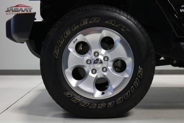 2014 Jeep Wrangler Unlimited Sahara Merrillville, Indiana 43