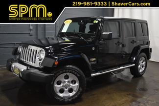 2014 Jeep Wrangler Unlimited Sahara in Merrillville, IN 46410