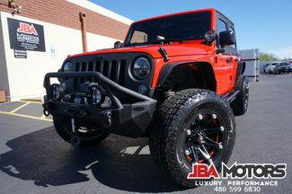 2014 Jeep Wrangler Unlimited Sport Package 4x4 4WD Lifted Off Road SUV MUST SEE | MESA, AZ | JBA MOTORS in Mesa AZ