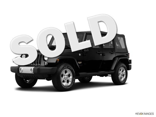 2014 Jeep Wrangler Unlimited Sahara Minden, LA