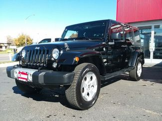2014 Jeep Wrangler Unlimited in , Montana