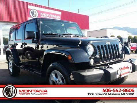 2014 Jeep Wrangler Unlimited Sahara in