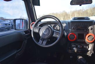 2014 Jeep Wrangler Unlimited Sport Naugatuck, Connecticut 12